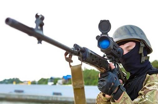 Правда, которую знают единицы: храбрая снайперша развязала войну в Донбассе