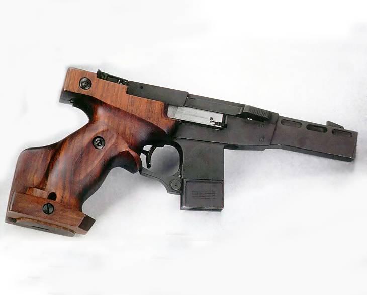 Российский пистолет для спортивной стрельбы МЦ 440 SW