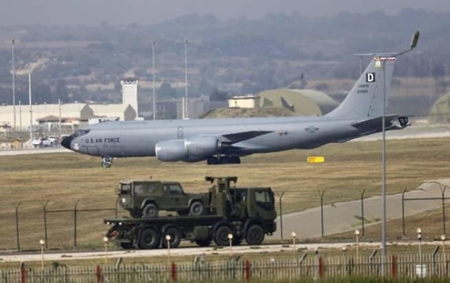 Американские ядерные бомбы могут транспортировать из Турции в Грецию