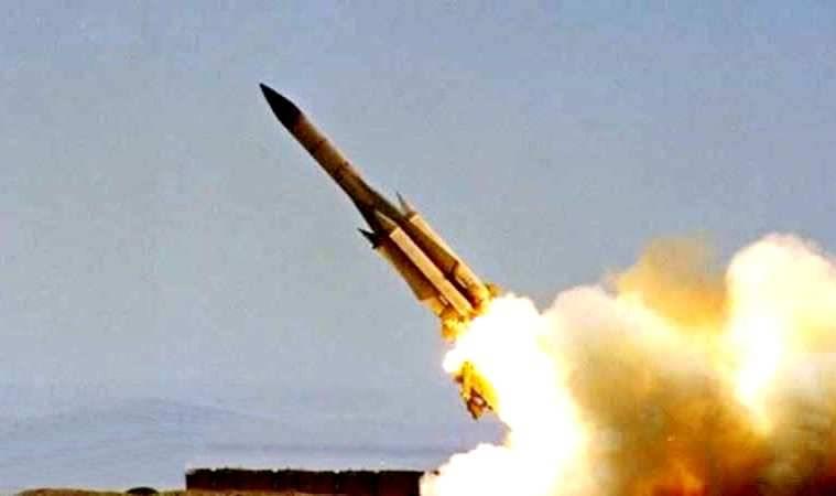 Опубликовано видео уничтожения израильского беспилотника системой С-200