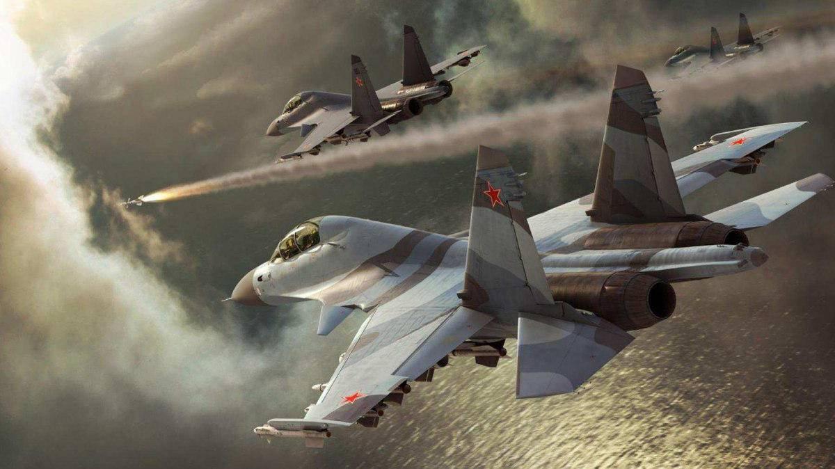 Форсирование северного берега Евфрата: ВКС РФ поддержали наступление