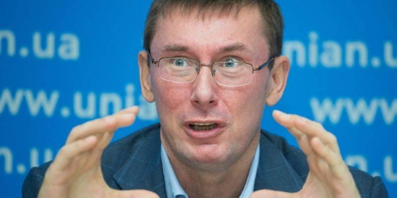 Луценко: у ВСУ на линии фронта на Донбассе ужасное положение