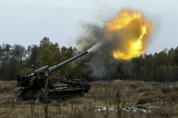 Прорыв не удался : ополчение отразило наступление ВСУ в сторону Донецка