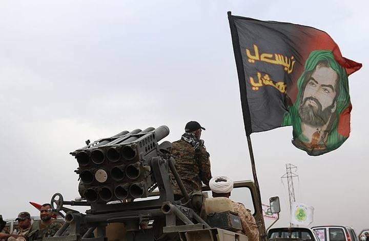 Столкновения между езидской группой и шиитскими фракциями в Ираке
