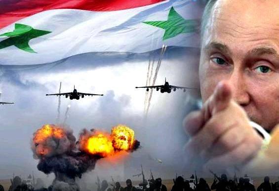 Битва за Сирию перерастает в Третью мировую