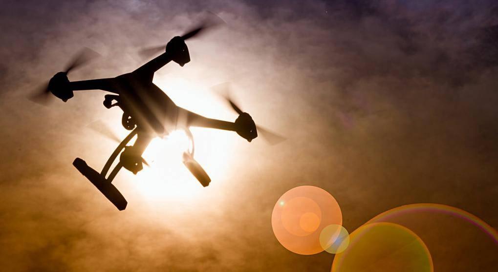 Против дрона нет приёма…если нет другого дрона?