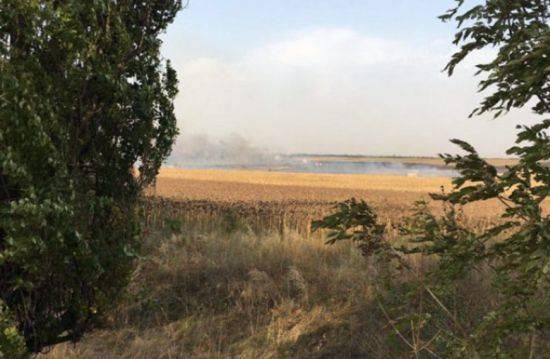 Взрыв склада боеприпасов ВСУ: «стрелочника» уже нашли