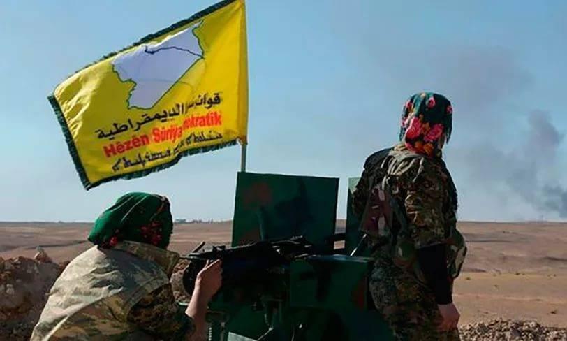 Курды спешат захватить нефтяные поля Дейр-эз-Зора