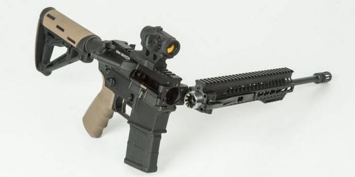 В США стартовали продажи складной винтовки F&D Defense XAR Invicta