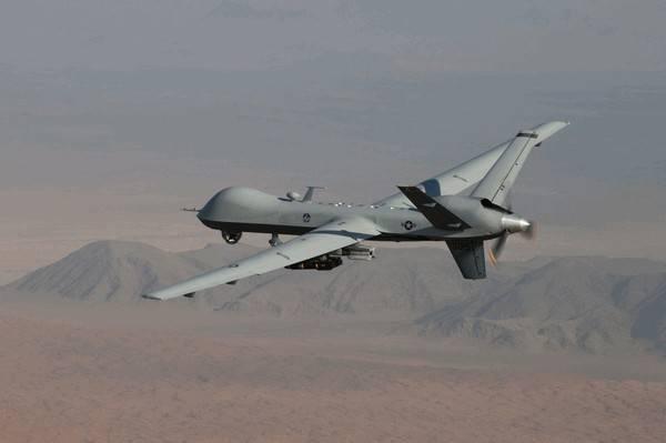 Беспилотники США нанесли удар по боевикам ИГ в Ливии