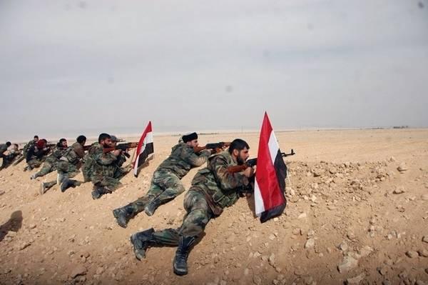 Громкие победы в Сирии заставили забыть о провалах САА