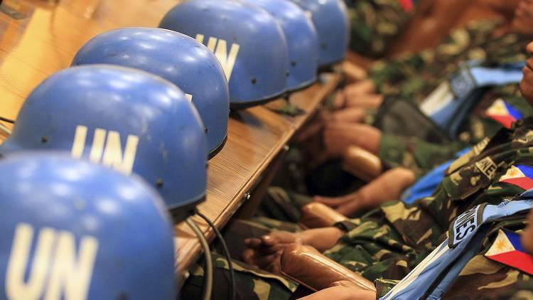 Миротворцы ООН окончательно разрушат Украину и Донбасс