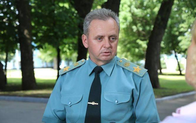 Начальник Генштаба ВСУ подтвердил: оружия пока не будет