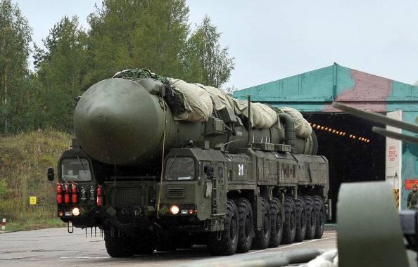 Невидимая ядерная мощь РВСН: русские