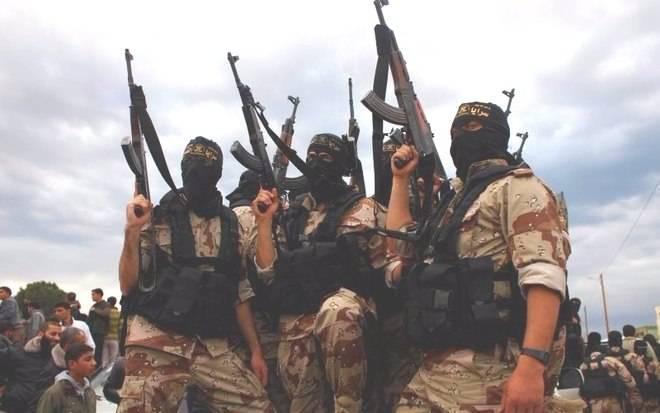 Взятый в плен террорист раскрыл факты сотрудничества США, курдов и боевиков