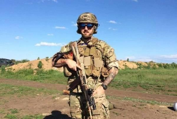Американский головорез ВСУ наглядно показал, с чем воюет на Донбассе