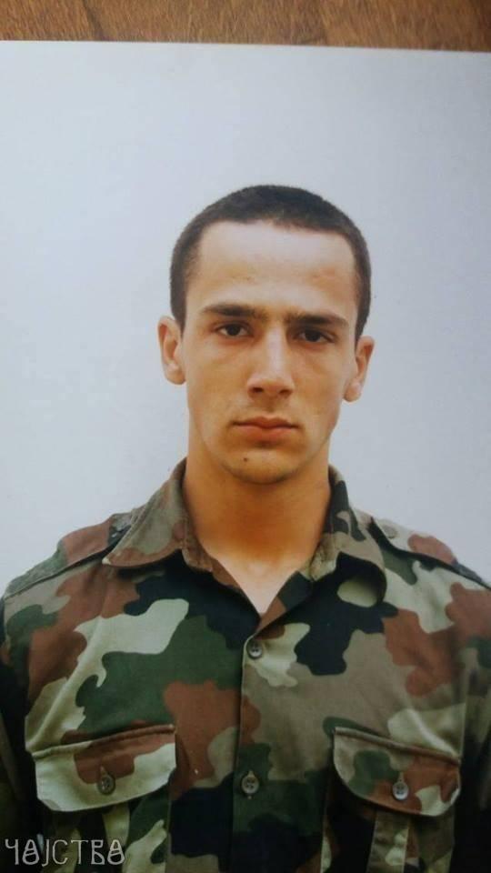 Саша Васильевич «Дьявол»-защитник Косово
