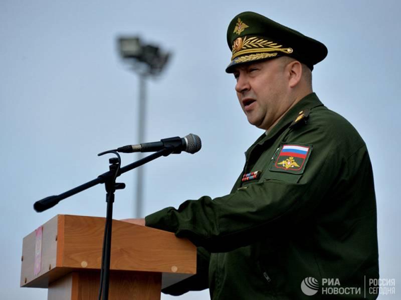 ВКС возглавит генерал-полковник Сергей Суровикин