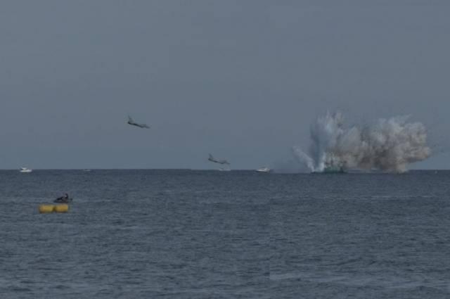Разбился Eurofighter ВВС Италии