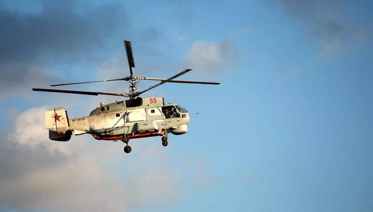 Российский флот затеял модернизацию всех своих вертолетов