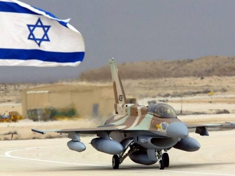 Удар ВВС ЦАХАЛа по сирийским ПВО: Израиль преследует свои интересы