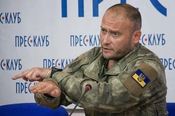 Немыслимые варианты возвращения Крыма на Украину от Яроша