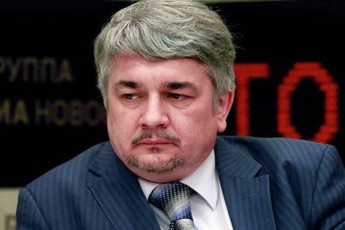 Ищенко раскрыл