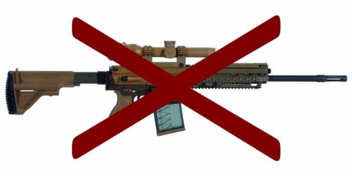 Армия США отказалась от перехода на винтовки большего калибра
