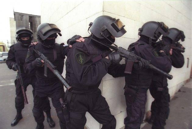 Американец о «безумных» учениях спецназа ФСБ: Такое возможно только в России