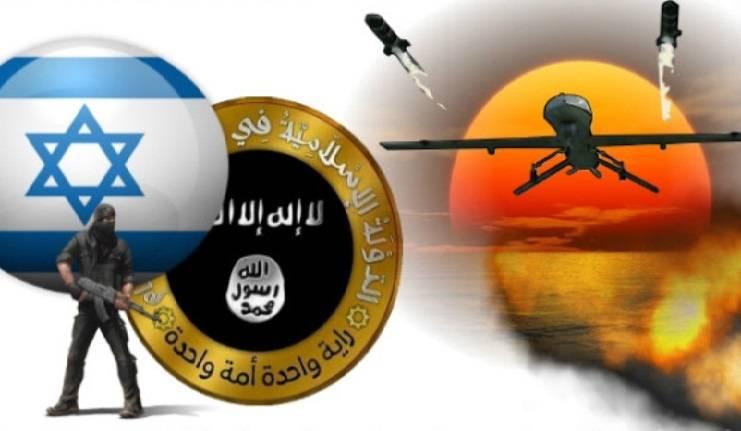 Сирия обвинила Израиль в поддержке ИГ