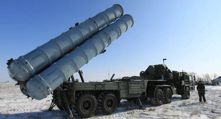 Большая игра вокруг поставок С-400: купят ли турки и саудовцы ЗРК России