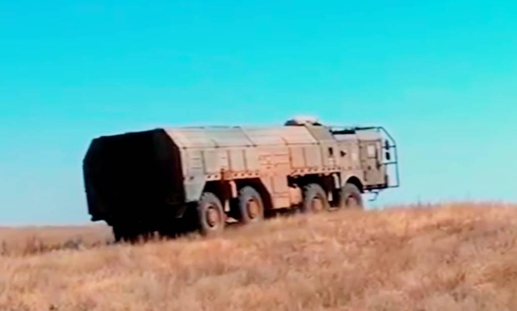 Минобороны РФ провело испытания новой ракеты для «Искандера»