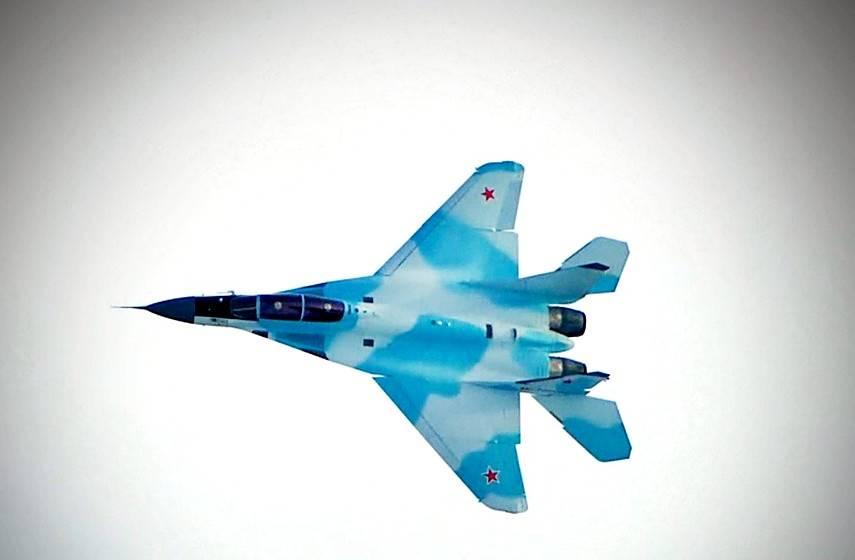МиГ-35: «Соколу» снова указали место