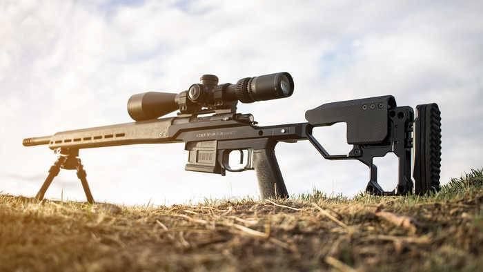 Новая винтовка на облегченном шасси от компании Christensen Arms