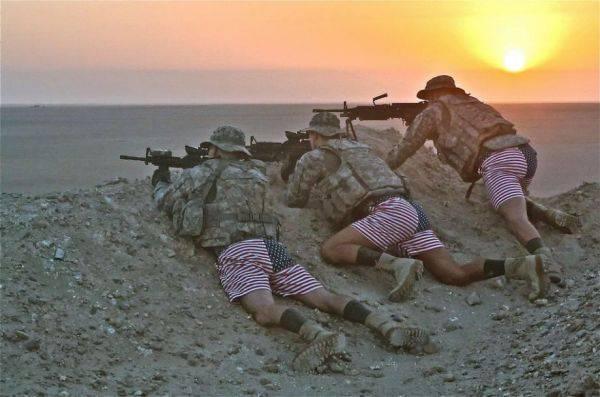 Поляки высмеяли армию США: вы даже себя не в состоянии защитить