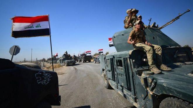 Кровавый фронт у порога: раскол союзников США грозит залить Ирак кровью