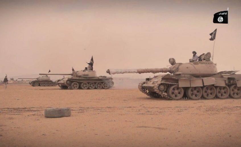 Сдержать ВКС РФ и САА: боевики готовят прорыв кольца блокады в Дейр эз-Зоре