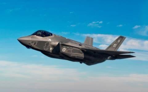 Израиль подтвердил «птичью версию» повреждений F-35
