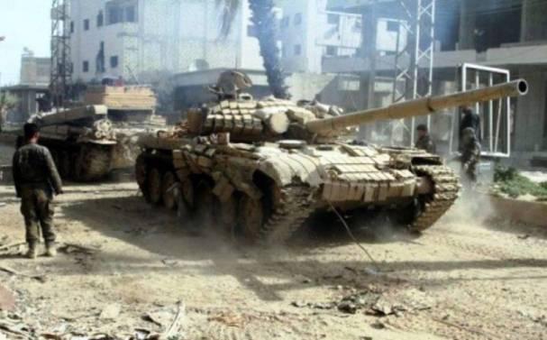 Схватка за Омар набирает оборот: боевики США мешают работе штурмовиков ВКС