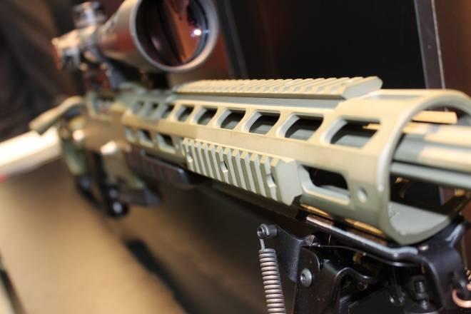 F17: ORSIS представил новую российскую мультикалиберную винтовку