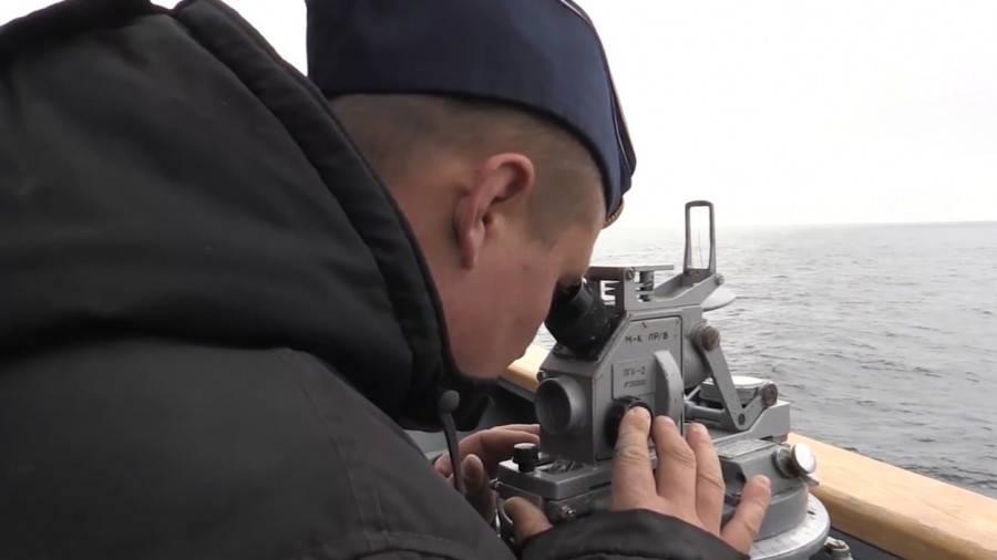 Россия проведет ракетные пуски из Баренцева моря и Тихого океана