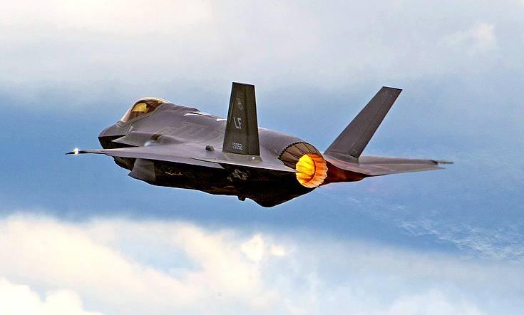 Почти 200 истребителей F-35 остаются неготовыми к бою