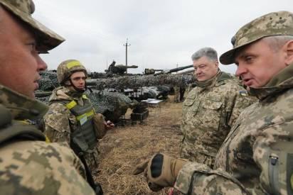 Хроника Донбасса: убийство ополчения в режиме тишины, большая война скоро