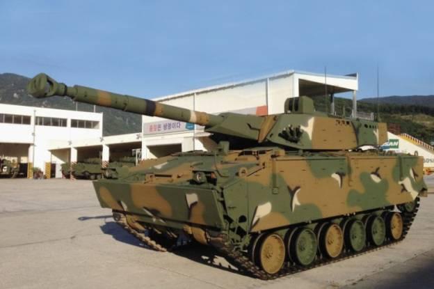 На равных с тяжелыми машинами: как БМП К21 стала танком