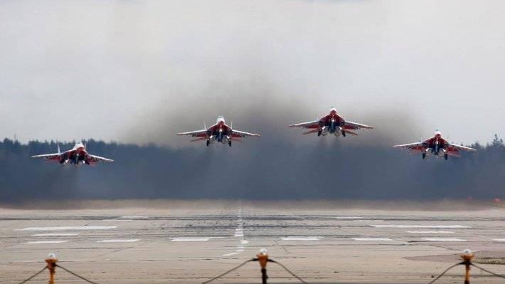 Какое оружие Россия поставит Сербии после истребителей МиГ-29?