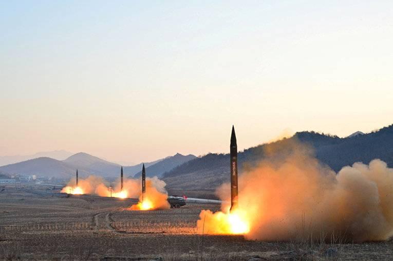 Ядерный паритет: в КНДР намерены лишить США ракетного доминирования