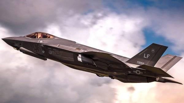 F-35 - залог мира. Потому что на войне ему делать нечего