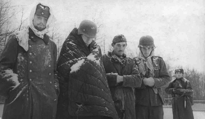 Приказ Гитлера – «изжить» русскую зиму