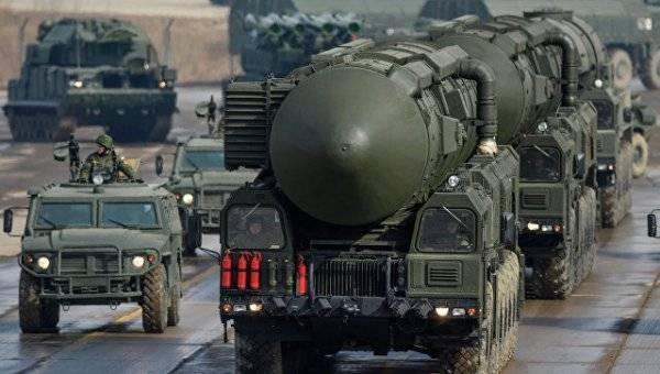 Россию хотят шулерством лишить ядерного оружия