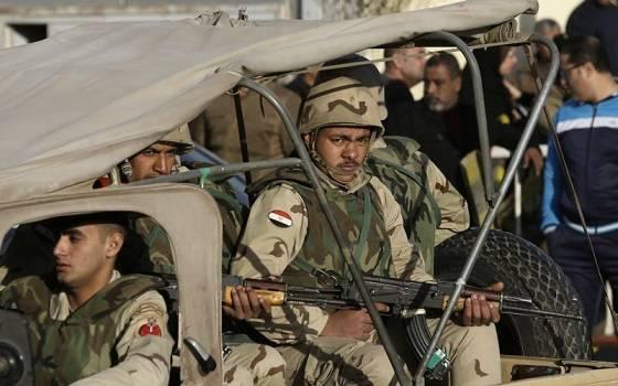 Бой в пустыне: в Египте обнаружили террористов